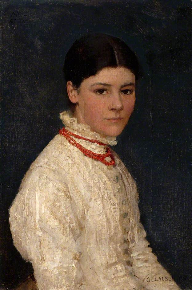 Agnes Mary Webster